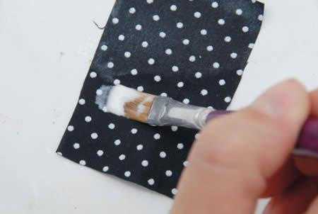 pintura com termolina leitosa