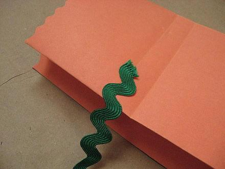 Como fazer embalagem de presente para Páscoa