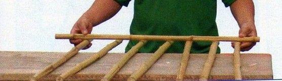 Como fazer uma Cerquinha de Bambu
