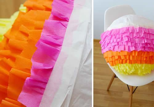 Como fazer decoraç u00e3o com papel crepom -> Decoração De São João Com Papel Crepom