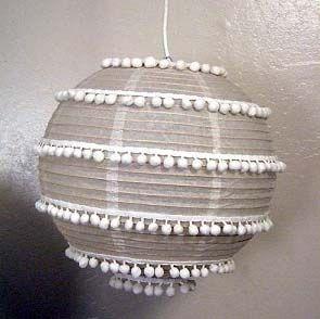 como decorar lanterna japonesa
