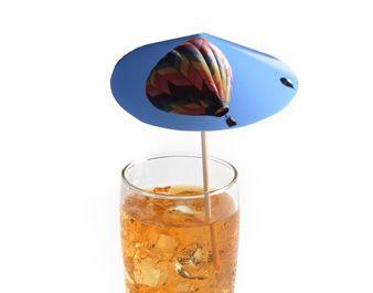 Como fazer guarda chuva para drink - Passo a passo