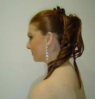 Penteado para casamento 15