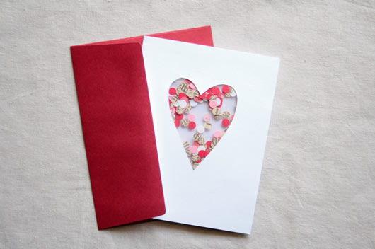 como fazer um cartão para o dia dos namorados passo a passo