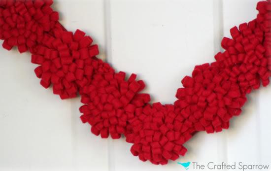 Guirlanda de Coração