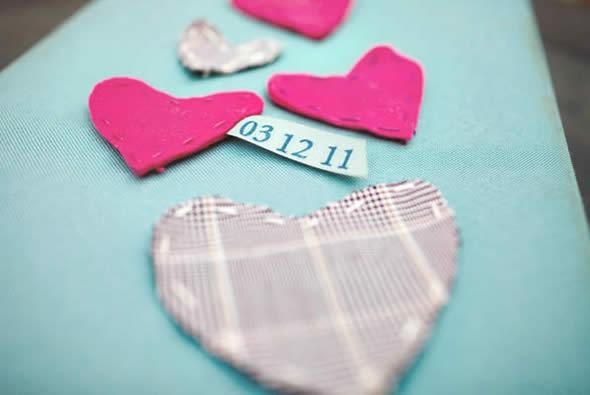 Save the Date para Casamento