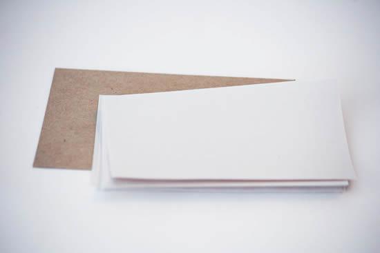 Papeis para fazer o caderninho
