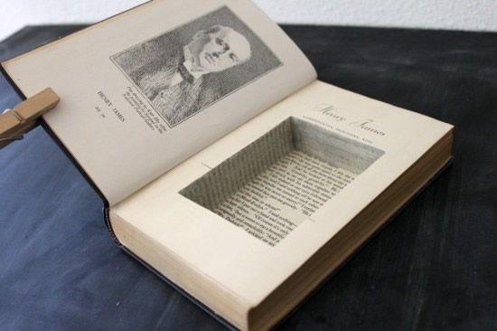 Colando as páginas do livro