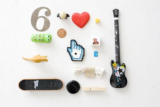 Brinquedos para atividade infantil