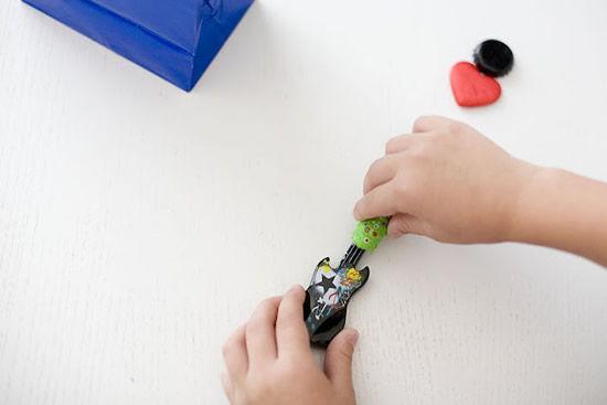 Brinquedinhos para brincadeira de criança