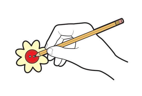 Flor de papel como fazer