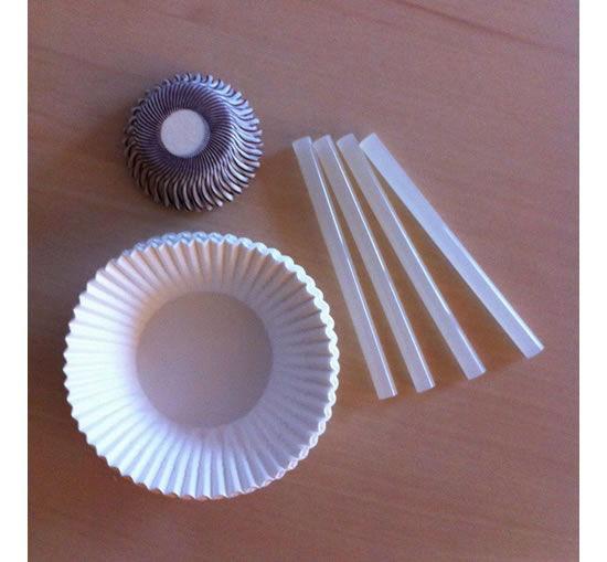Materiais para o artesanato