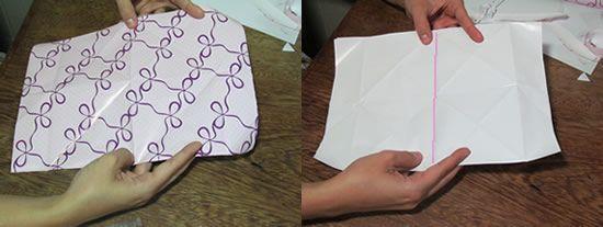 Fazendo o marcador de papel divertido