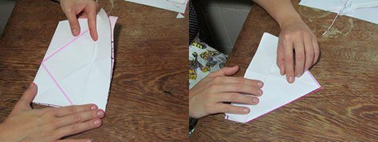 Criando o marcador de papel em casa