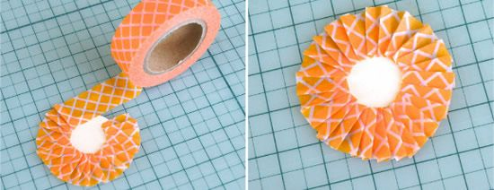 Criando a medalhinha de papel