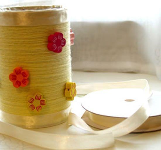 Armario Segunda Mano Tenerife ~ Como fazer artesanato com lata de leite passo a passo