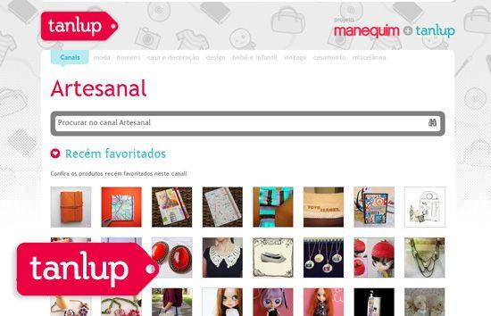 tanlup lojas online de produtos de artesanato