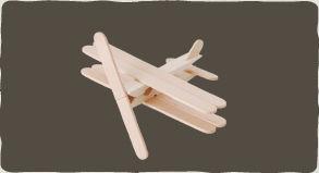 Aviãozinho de madeira para crianças passo a passo