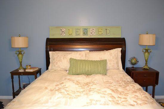 Como fazer uma cabeceira de cama