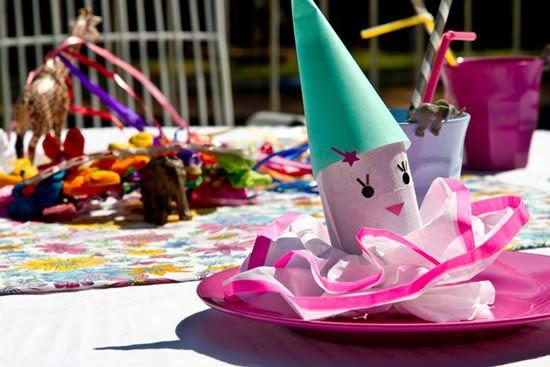Decoração infantil para festas de crianças