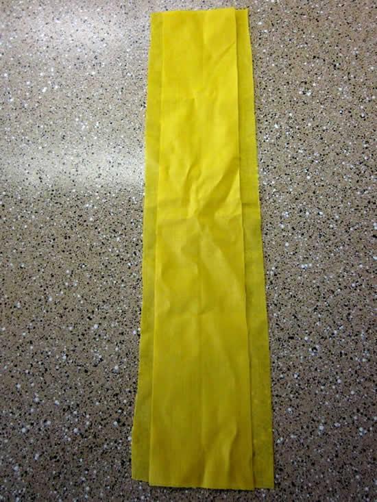 Tiras de tecido para costurarr