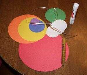 Materiais para fazer decoração infantil