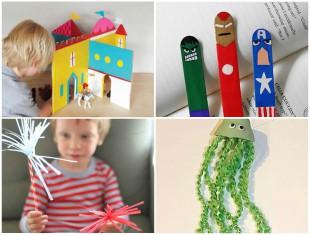 Especial de Artesanatos para o Dia das Crianças Passo a Passo