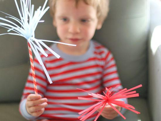 Varetas infantis para brincadeiras no Dia das Crianças