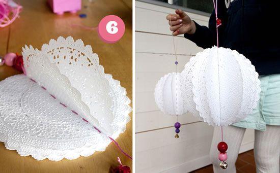 Decoração de casamento com toalha de crochê