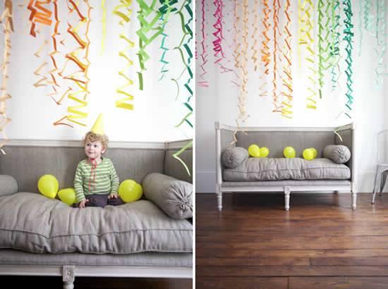 Como fazer uma linda decoração para festa