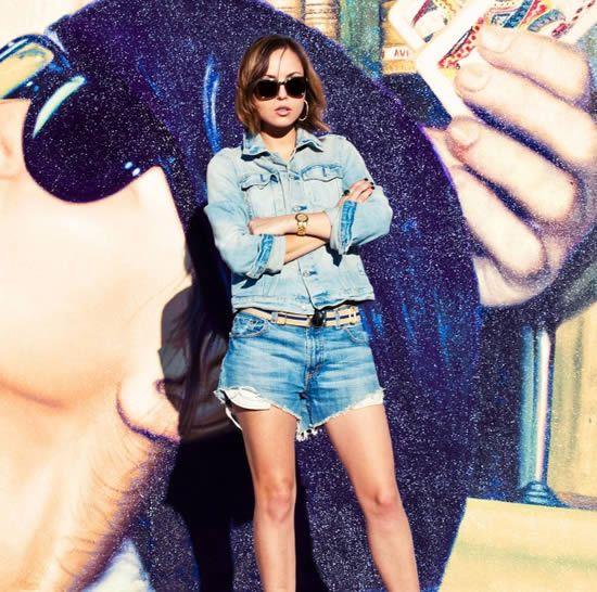 Como fazer shortinhos de jeans para moda verão