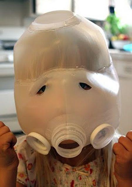 Criando máscara para festa a fantasia