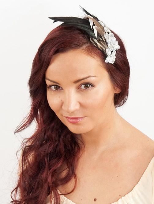 Prendedor de cabelos decorados passo a passo