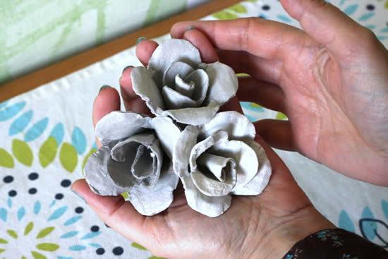 Criando flores artesanais passo a passo