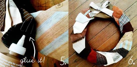 Tutorial bem simples para criar guirlanda de tecido