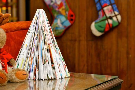 Armario Para Compressor Odontologico ~ Como reciclar revistas para fazer artesanato de Natal