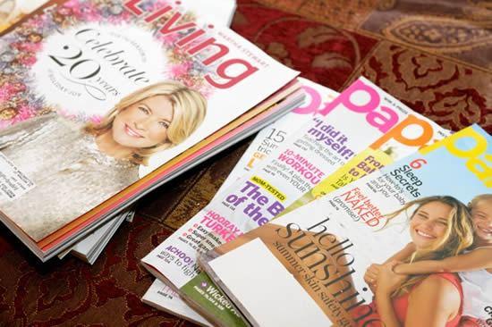 Revistas para fazer artesanato