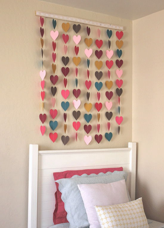 Pequenas ideias grandes coisas cortina decorativa for Bases para colgar cortinas