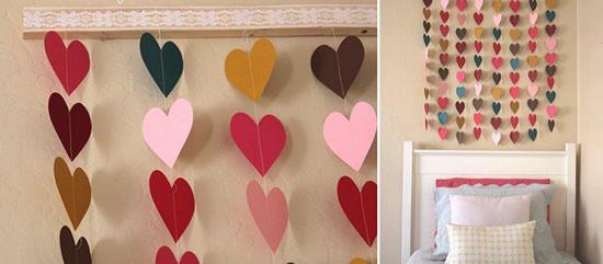 Como fazer uma cortina decorativa para o quarto
