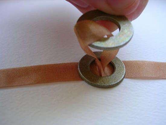 Tutorial para fazer colar de argolas