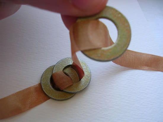 DIY para fazer colar de argola