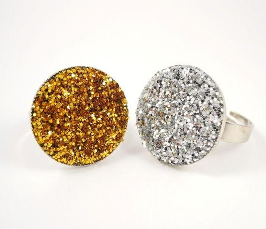 Como fazer anéis decorados passo a passo