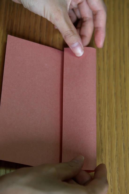 Como montar uma caixinha de papel