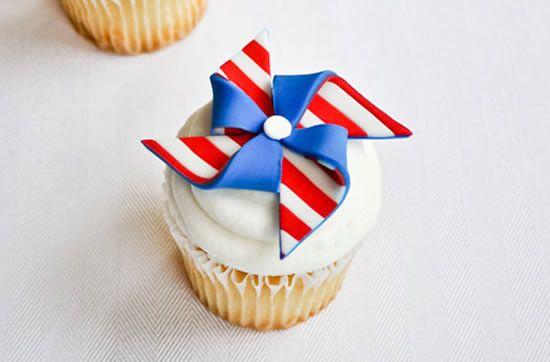 Como fazer decoração para cupcake passo a passo
