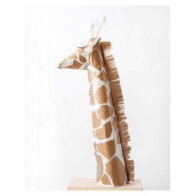 Fantasia de girafa para o carnaval