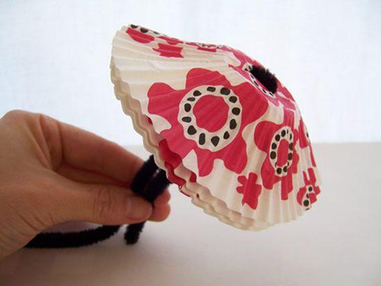 Passo a passo de flor de papel