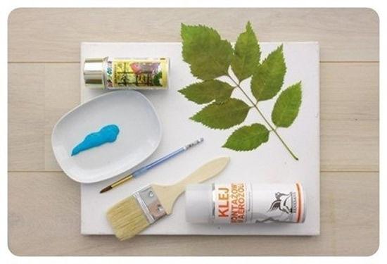 Como fazer um quadro de decora o para a casa for Como hacer un cuadro de areas arquitectura
