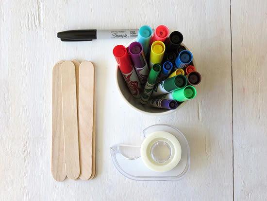 Como fazer quebra cabe a simples para crian as for Woodpile fun craft ideas