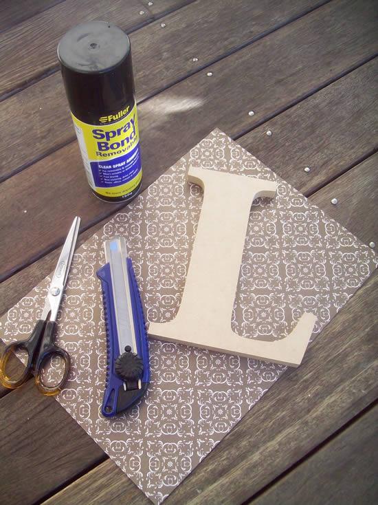 Materiais para começar a fazer o artesanato