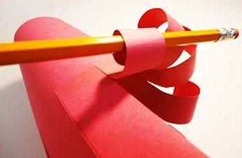 Criando o bichinho de papel para crianças